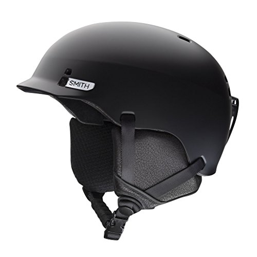 SMITH Erwachsene Skihelm Gage, Matte Black, 55-59 cm, E00649ZE95559 (Smith Erwachsenen Ski-helm)