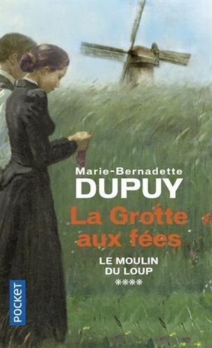 La Grotte aux fées (4) par Marie-Bernadette DUPUY