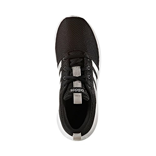adidas Unisex-Kinder Swifty K Turnschuhe Schwarz (Negbas/plamat/ftwbla)