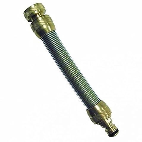 Boutté 0176076 FLEXO20 Nez de robinet automatique laiton flexible femelle 20 x 27