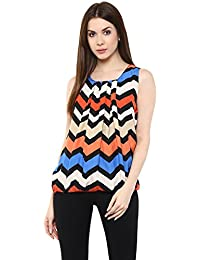 2e0e24e6e8d32d Sleeveless Women s Tops  Buy Sleeveless Women s Tops online at best ...