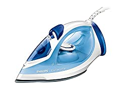 Philips Easyspeed Steam Iron Gc204120 With Up To 130g Steam Boost & Triple Precision Tip
