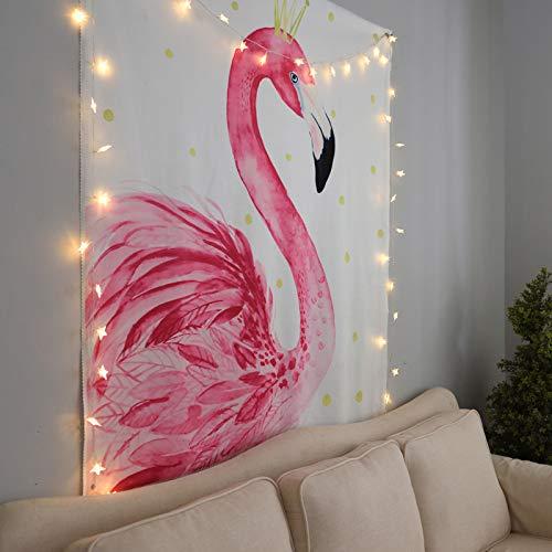 mmzki Nordic Zimmer Tapisserie Schlafzimmer Wohnzimmer Tischdecke Wanddekoration Tuch 12 150X200