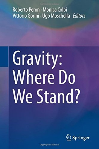 Gravity: Where Do We Stand? (2015-12-14)