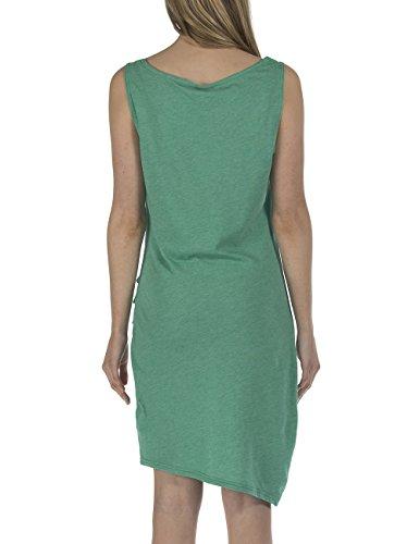 Bench Distinction - Robe - Femme Vert - Grün (Viridis Marl GR252X)