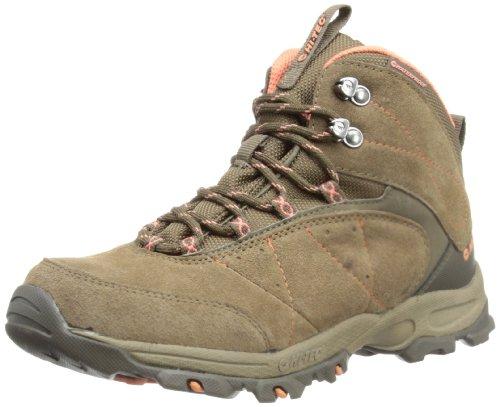Hi-tec Arkansas, Chaussures de Randonnée Hautes Homme Marron (desert Corals)