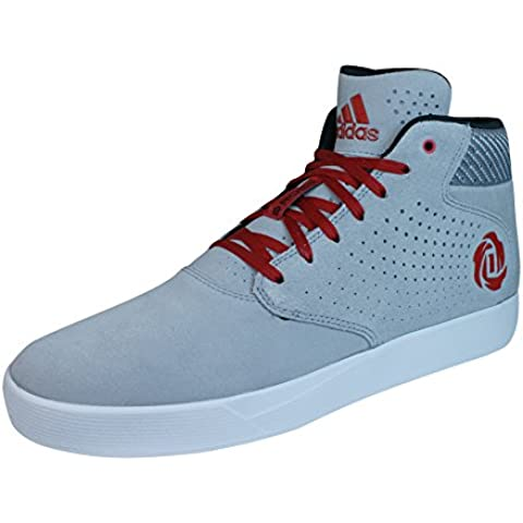adidas D Rose Lakeshore Mid hombres zapatillas de deporte / zapatos de baloncesto
