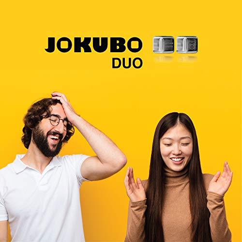 Rituel Ardent | JOKUBO Duo | Juego para Parejas - Versión española 2019 - Juegos de Mesa Adultos - Dados Divertidos - Un Regalo Original para Pareja - Juguete Amoroso - Love Toy - San Valentin