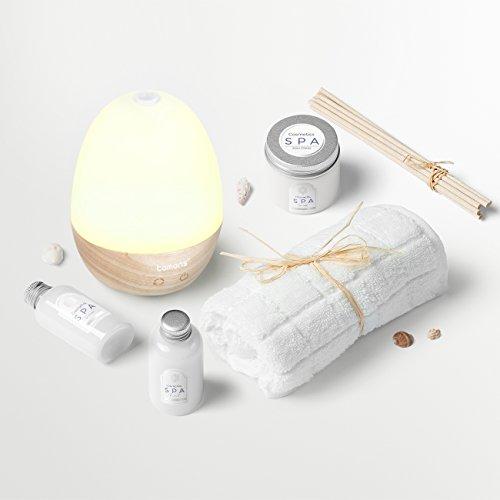Neueste Kollektion Von Diffusor Holz Ultraschall-luftbefeuchter Ätherisches Öl 300 Ml Led Farbe Ändern Nacht Licht Für Office Home GläNzend Reed-diffuser, Öle & Zubehör Reed-diffuser-sets