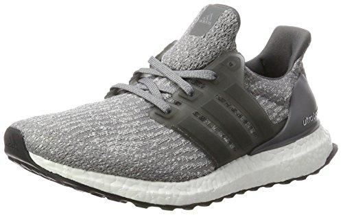 Frauen Adidas Grau Laufschuhe (adidas Damen Ultraboost W Laufschuhe, Grau (Grey Four/Grey Three), 41 1/3 EU)