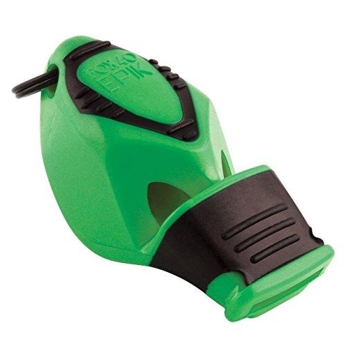 Epik CMG grün neon Pfeife FOX40Fox 40Schiedsrichter Fußball