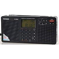 Tecsun PL398BT DSP Dijital Kısa Dalgalı Radyo