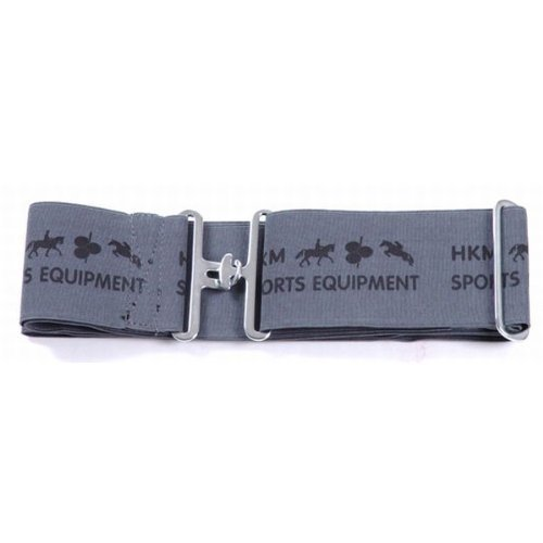 HKM cinturón elástico de techo para el caballo