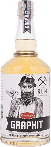 Graphit Penninger Heavy Bavarian Blend Rum (1 x 0.7 l)