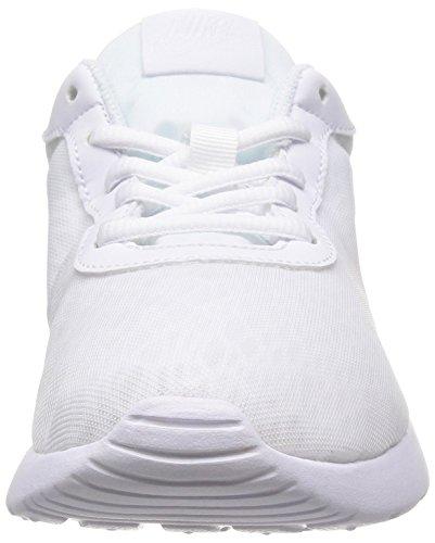 Nike Wmns Tanjun Br, Scarpe da Corsa Donna Bianco (Bianco/Bianco/Bianco)