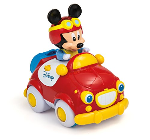 Mickey Mouse My First Car (Red)