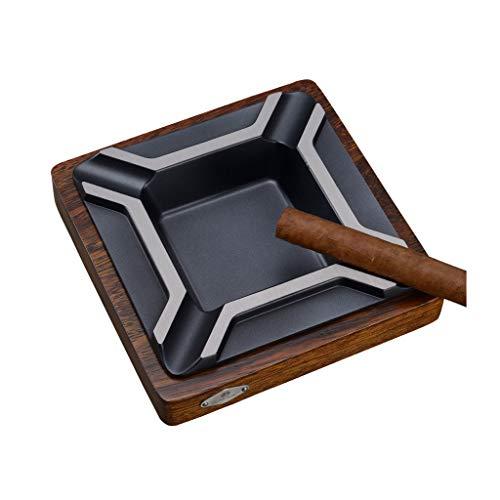 Preisvergleich Produktbild Beauty Riechholz-Zigarren-Aschenbecher-großer Mode-kreativer Persönlichkeits-Rauch-Löscher