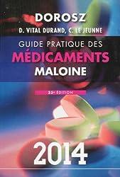 Guide pratique des médicaments Dorosz 2014