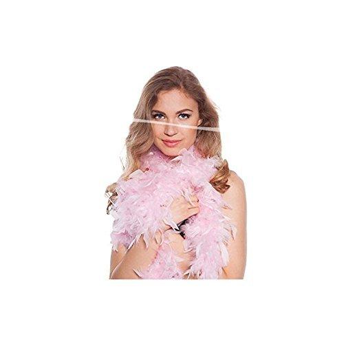 Federboa Boa rosa 180cm - Rosa Boa