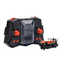 Hanbaili XT-2 Mini Remote Control Quadcopter Nano Drone Without Camera,Drone with Altitude Hold for Kids, Beginners