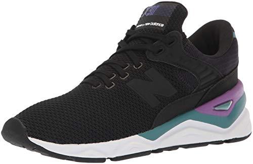 90 Sneaker, Schwarz (Phantom/Nb Burgundy CLB), 36 EU ()