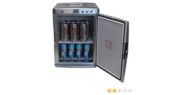 Mini Kühlschrank Beleuchtet : Mini kühlschrank camping box minibar personal cooler