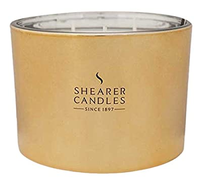 Shearer Candles Oud Multi-Wick Candle, Gold from Shearer Candles