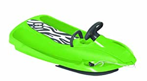 Hamax Schlitten & Rodel 503516 - Bob Sno Zebra, colore verde/grigio
