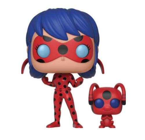 Figura Pop! Miraculous Ladybug with Tikki