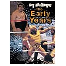 Pro Wrestling: The Early Years (Pro-wrestling Legends)