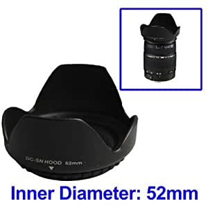 Lenti in plastica diametro 52 mm per fotocamere DSLR, adatte a: Nikon 50mm f/1.8D Nikon 50mm f1.4D AF-S DX 18-55mm AF-S DX 18-55mm VR AF-S VR Zoom-NIKKOR 200-400mm f/4G IF-ED AF NIKKOR 35mm f/2D AF-S NIKKOR 400mm f/2.8G ED VR AF-S DX Zoom-NIKKOR 55-200mm f/4-5.6G ED AF NIKKOR 28mm f/2.8D AF NIKKOR 50mm f/1.8D AF-S VR NIKKOR 300mm f/2.8G IF-ED AF-S DX NIKKOR 18-55mm f/3.5-5.6G VR AF-S DX VR Zoom-NI
