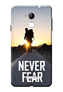 Coolpad Note 3 Cover KanvasCases Premium Designer 3D Printed Lightweight Hard Back Case