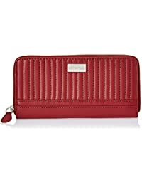 Satya Paul Women's Wallet (Burgundy)