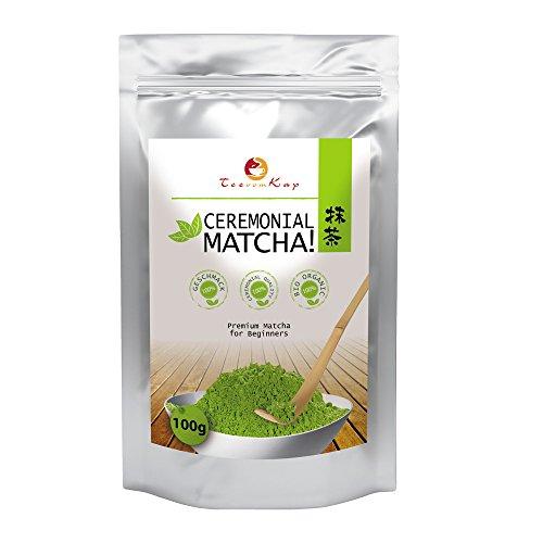 Matcha Tee Bestseller