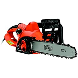 Black+Decker CS2040-QS - Motosierra 2000W 40cm