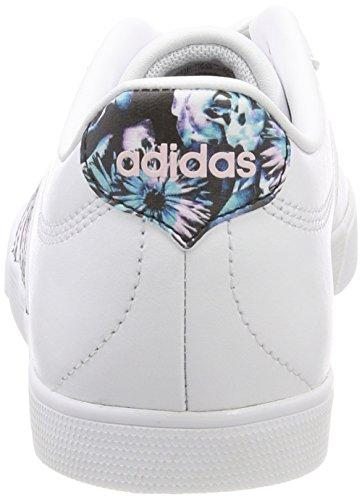 adidas Damen Courtset Fitnessschuhe Elfenbein (Ftwr White)
