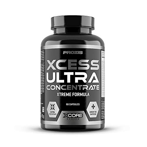 Xcore Nutrition Xcess Ultra Concentrate - 60 Cápsulas