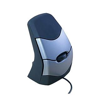 Bakker BNEDXT DXT Precision ergonomische Maus schwarz/grau