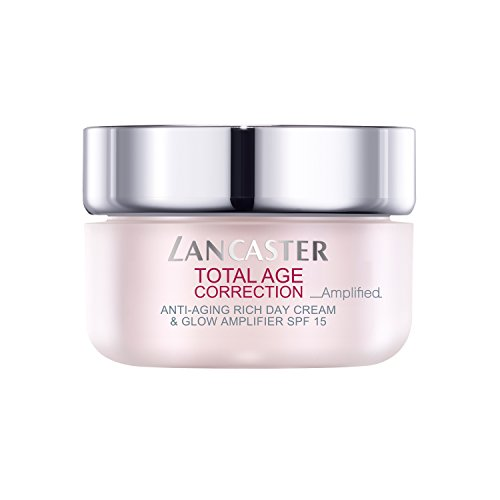 Lancaster Pflege Total Age Correction Anti-Aging Rich Day Cream & Glow Amplifier 50 ml - Anti Age-day Cream