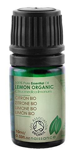 Olio di Limone Biologico - Olio Essenziale Puro al 100%