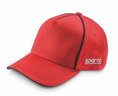 sparco-s011505rs-baseball-un-cap-cappello-colore-rosso