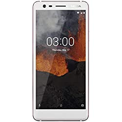 Nokia 2 SS, (1 SIM) - Smartphone 4G (Ecran: 5 Pouces - 1Go RAM - 8Go Stockage + Extension SD 128Go - Android 7.1), Blanc