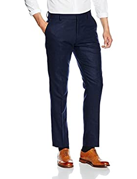 SELECTED HOMME Herren Anzughose One Mylo Shiver2 Navy Trouser Id