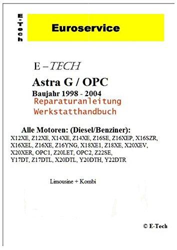 E-Tech REPARATURANLEITUNG/WERKSTATTHANDBUCH (CD) OPEL gebraucht kaufen  Wird an jeden Ort in Deutschland