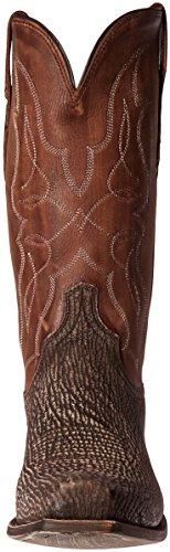Lucchese  M3105, Bottes et bottines cowboy homme Marron - Chocolat
