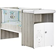 Amazon.fr : Lit Bébé Avec Table à Langer