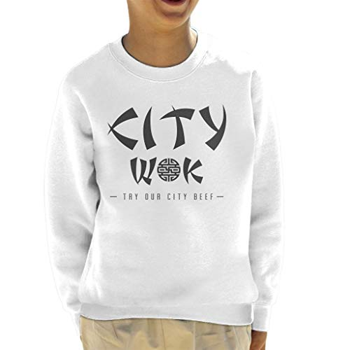 South Park City Wok Kid's Sweatshirt