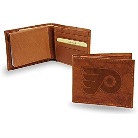 NHL Billfold a portafoglio, motivo: Philadelphia Flyers NHL Team