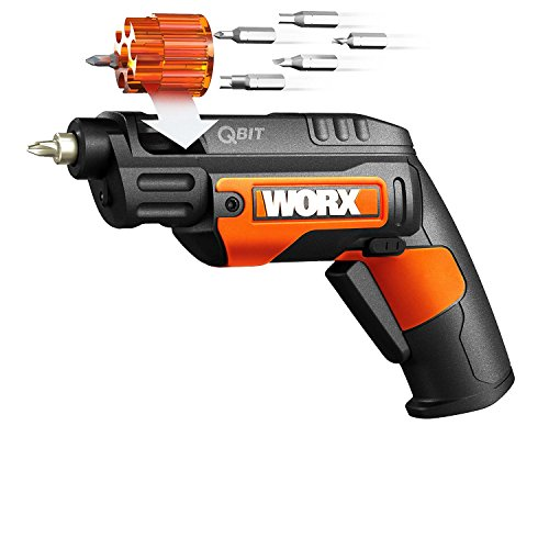 Worx WX254 - Atornillador Automático SD Li-Ion 4v-1,5Ah