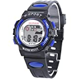 Clearance Sale! Waterproof Children Boys Digital LED Sports Watch Kids Alarm Date Watch Gift - B07H6WFRJ5